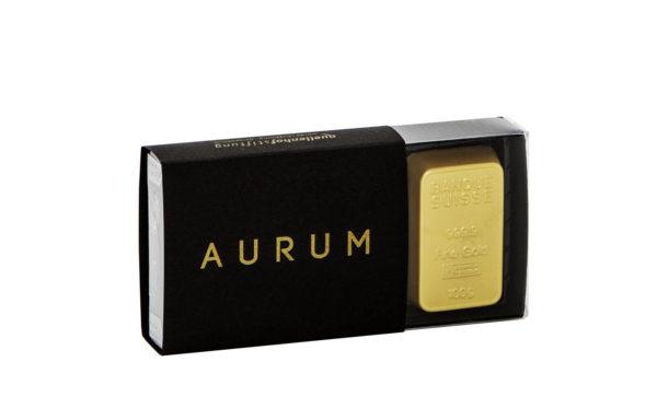 Aurum 3er Schachtel (Schokolade)