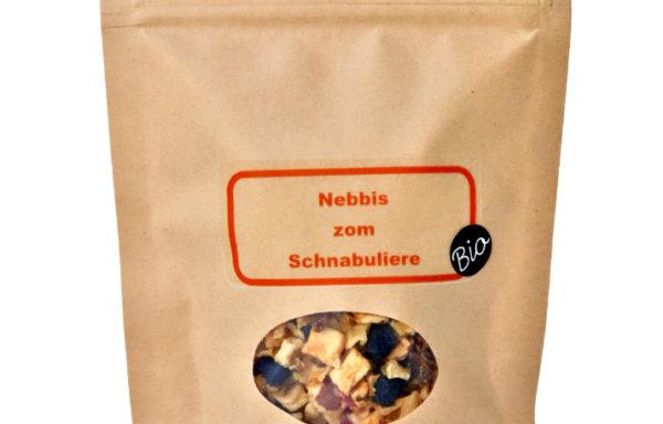 Nebbis zom Schnabuliere