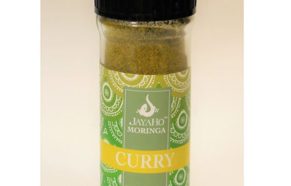 Kräuterstreuer Curry