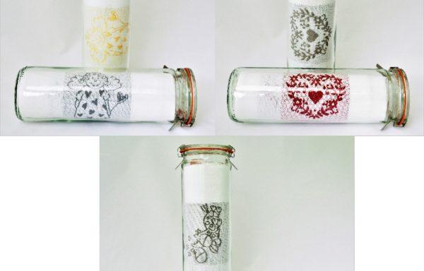 Küchentuch im Weck-Glas