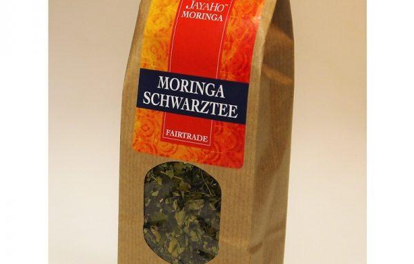 Moringa-Schwarztee